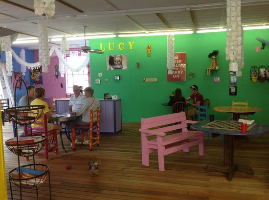 Desserted Island Ice Cream: New location is 3x the size