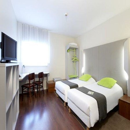 Campanile Lodz: Twin Room