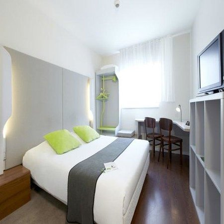 Campanile Lodz : Double Room