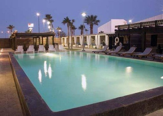 Quality Inn Ciudad Juarez: Pool -OpenTravel Alliance - Pool View-