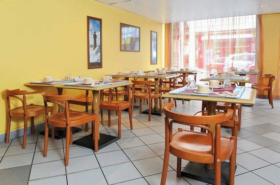 Sejours & Affaires Lyon Saxe-Gambetta: Restaurant