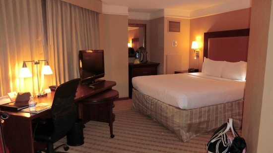Hyatt Regency North Dallas/Richardson: Room 1720