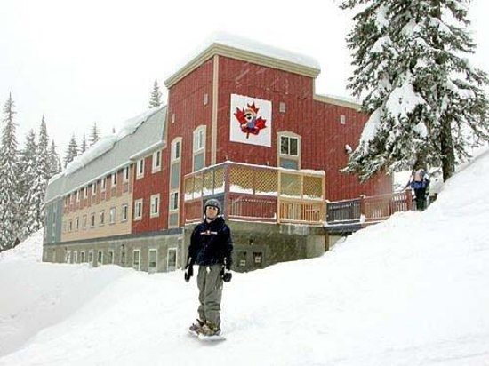 Silver Star  SameSun Ski Lodge: Recreational Facilities