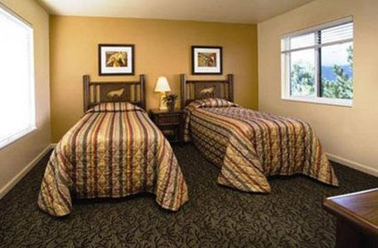 WorldMark Wolf Creek: Guest Room