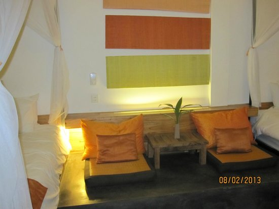 The Plantation Urban Resort and Spa:                   Bedroom