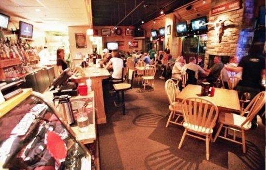 Haywood Cafe: The Wood