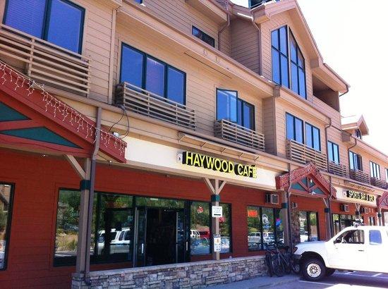 Haywood Cafe: Haywood