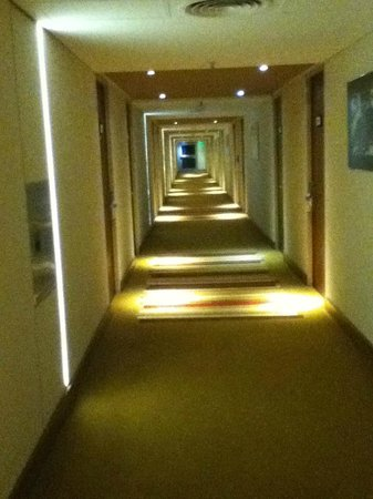 Sheraton Iguazu Resort & Spa: hallway