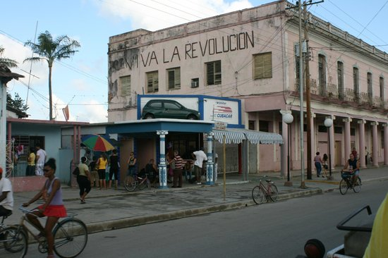 Sol Cayo Guillermo:                   Town of Moron