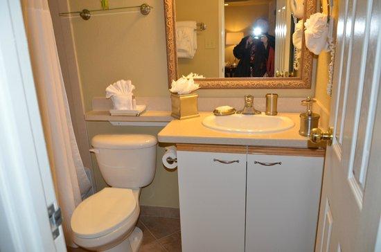 Jockey Club: our bathroom