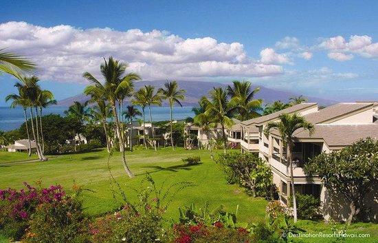 Wailea Ekolu Village Resort: View