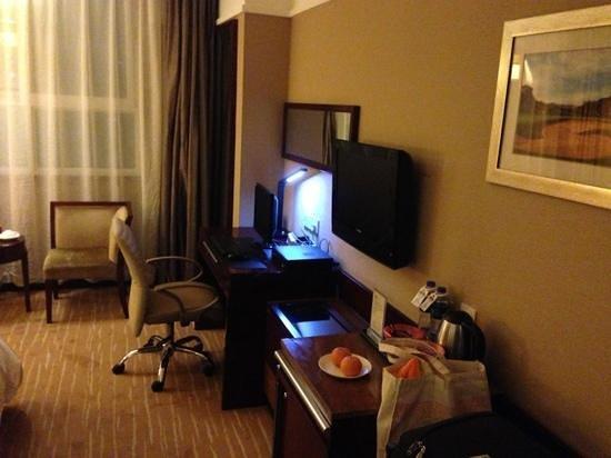 Days Hotel Jindu Fuzhou: LAN CABLE AVAILABLE