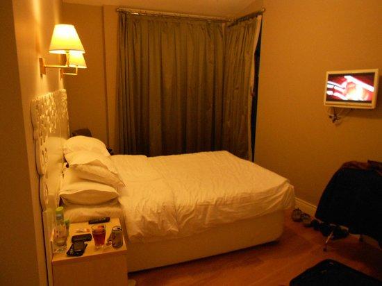 ODDA Hotel:                   Room
