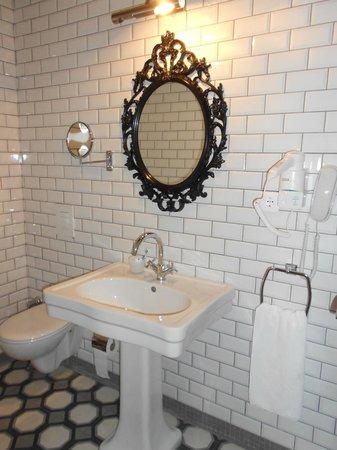ODDA Hotel:                   Bathroom                 