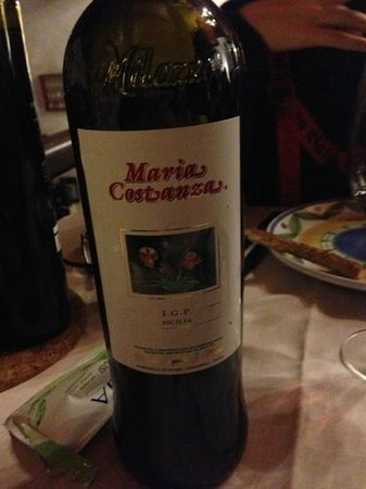 La Tana del Lupo:                   best wine ...