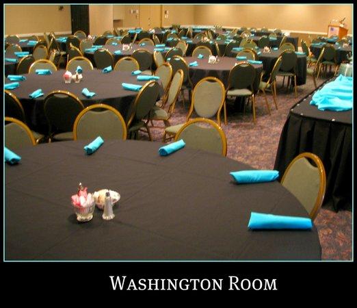 American Inn: Banquet for 100