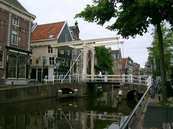 Emperor's Canal (Keizersgracht) :                   Near the Amstel, really nice