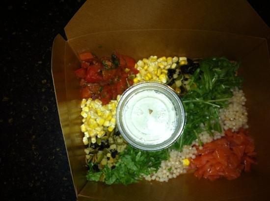 Citizen Public House:                   Chop Salad to go!