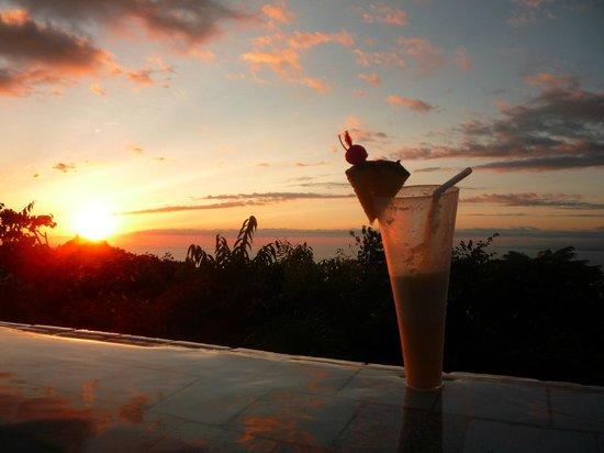 La Mariposa Hotel:                   Pura Vida