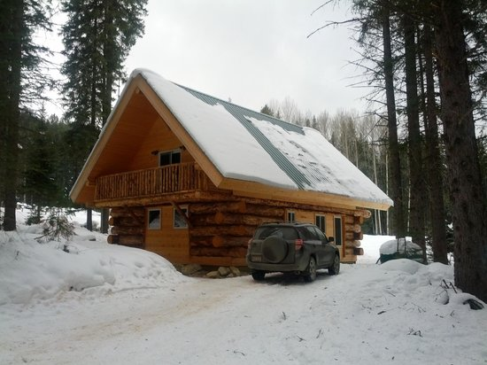 Beaverfoot Lodge:                   Dream Chalet