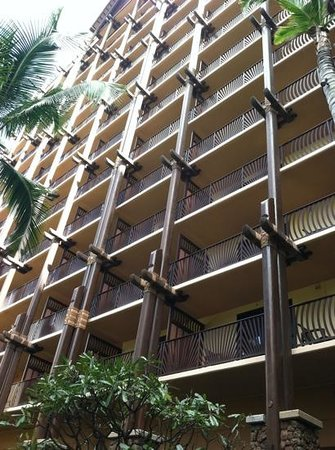 Aulani, a Disney Resort & Spa: architecture