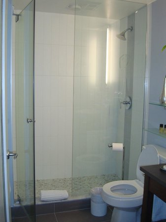 Executive Hotel Cosmopolitan Toronto: Re-tiled Bathrooms