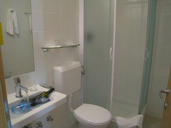 Art Hotel:                   バスルーム