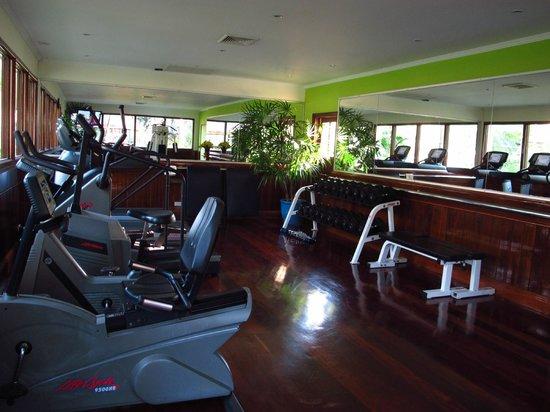 Sofitel Angkor Phokeethra Golf and Spa Resort:                   Gym