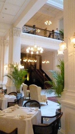 Raffles Hotel Singapore: The Afternoon Tea Room