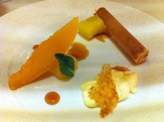 Bar Le Passage: dessert
