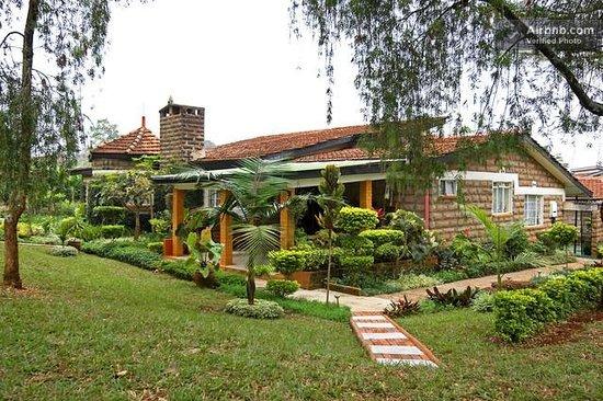 Loresho House: The House