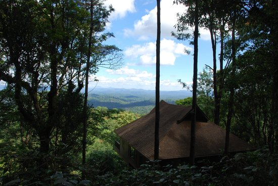 The Tamara Coorg: Spectacular views from the cottages