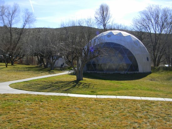 Miracle Hot Springs:                   1000+ sgft Conference or Event Dome (very affordable rental)
