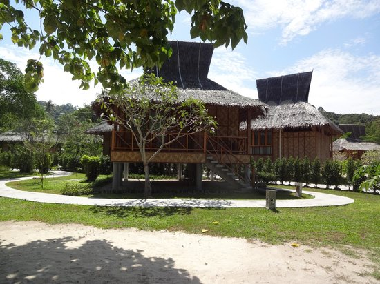 Phi Phi Island Village Beach Resort:                   Our chalet