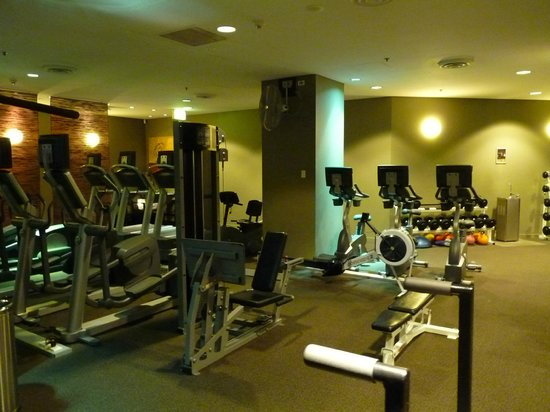 Sofitel Sydney Wentworth: Elixr Gym