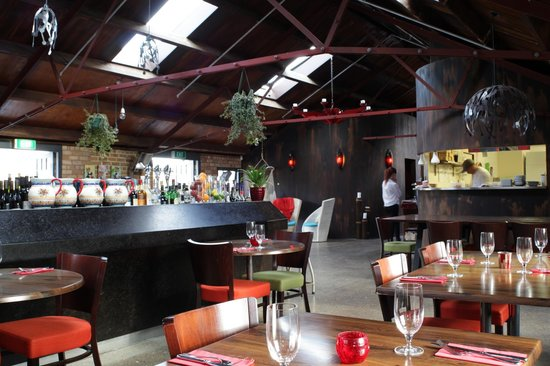 Atico Cocina: Atico is located in the Historic Vic Park Market