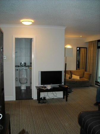 Mercure Edinburgh City - Princes Street Hotel: Superior room 771