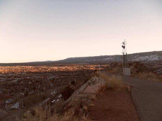 Skyline Drive:                   View