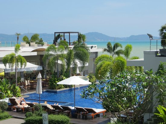 Serenity Resort & Residences Phuket:                   View from the room