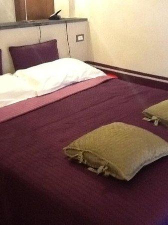 Hotel Colombo :                   doppelbett