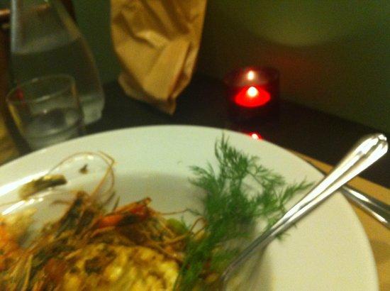 L'Ubu : avec du fenouil, et le fameux sac à pain