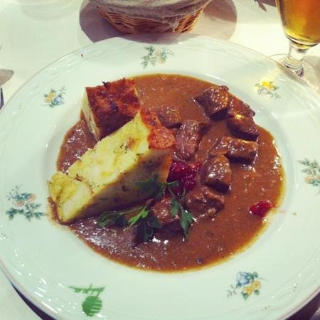 Pension Lipa:                   Goulash