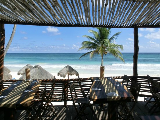 Beach picture of hip hotel tulum tulum tripadvisor for Hippest hotels
