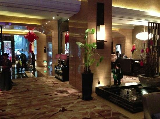 Grand Mercure Shanghai Central:                   Lobby