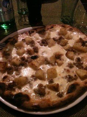 Fermata Spuligni:                   pizza capolinea!!