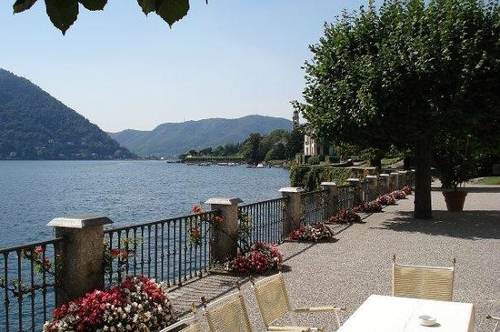 Villa d'Este:                   Bar Terrazza