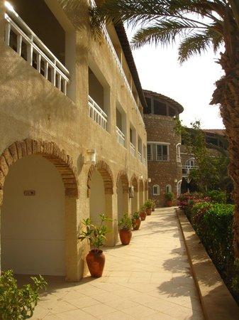 Hotel Morabeza with room 214