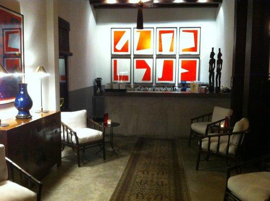Rachamankha:                   blend of modern art and antique, perfect