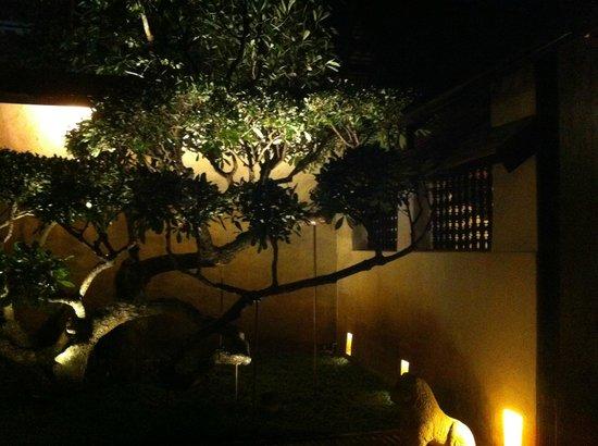 Rachamankha:                   a romantic corner