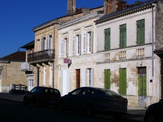 Le Medoc de Maxou: façade